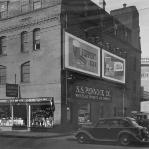 Pennock Boston Storefront - 1938