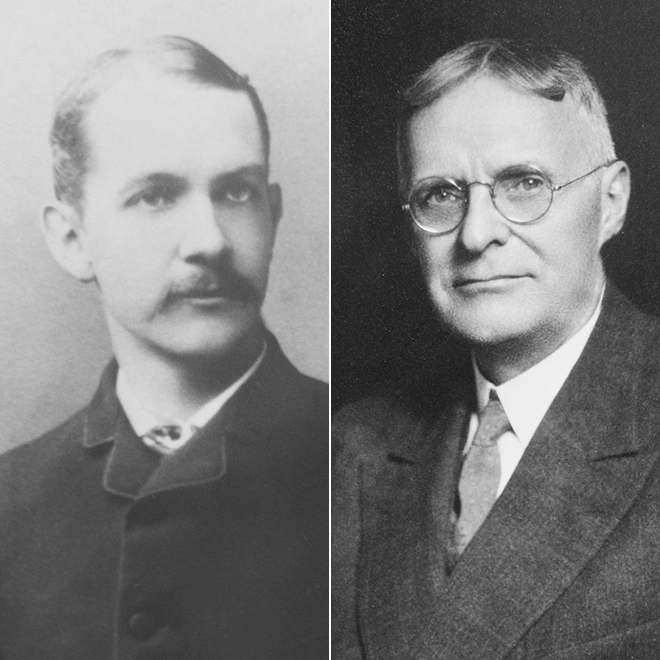 Charles & Samuel Pennock, Founders of the Pennock Company in 1882
