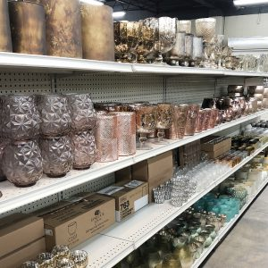 Floral Supply Containers and Votive Holders