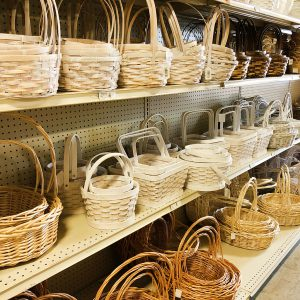 Basket display in Pennock Pennsauken
