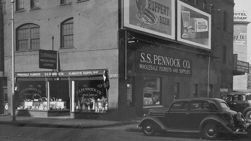 Old Pennock Boston Storefront